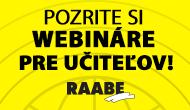 Webináre RAABE