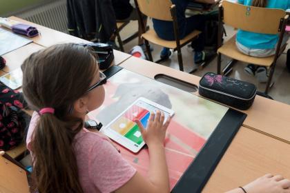 Moderné technológie do škôl patria