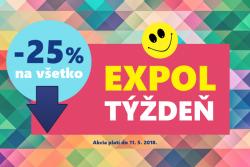 EXPOL TÝŽDEŇ