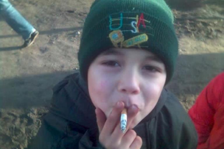fajčenie v škole