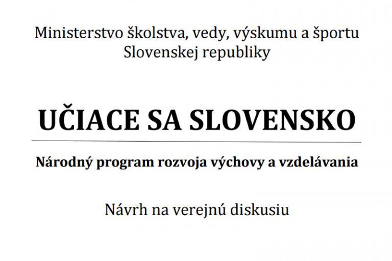 Učiace sa Slovensko